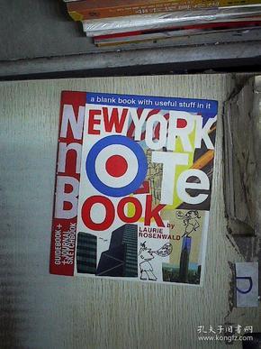 NEW  YORK  NOTEBOOK  笔记本(01)