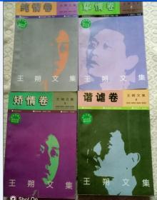 王朔文集1-4