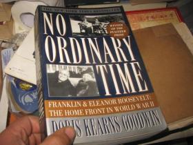 No Ordinary Time:franklin & Eleanor roosevelt 私藏