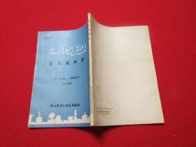 阿拉伯语听与读丛书7:在大森林里