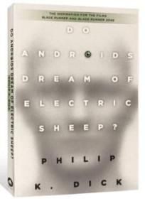 英文原版Do Androids Dream of Electric Sheep 仿生人会梦见电子羊吗