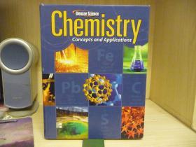 Chemistry Concepts and Applications 【大16开硬精装, 内有少量划线及笔记 不影响阅读 请阅图 】