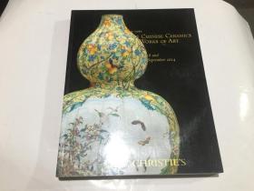 纽约佳士得 2014秋拍 重要中国瓷器及工艺精品 II(厚册)