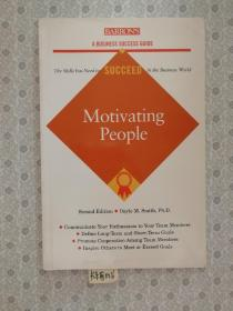 英文原版 Motivating People
