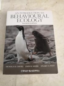 An lntroduction to Behavioural Ecology