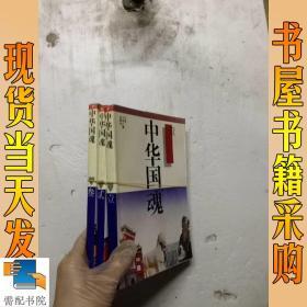 中华国魂  1 2 3   共3本合售