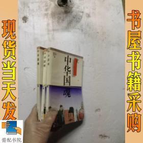 中华国魂   2 3 4  共3本合售