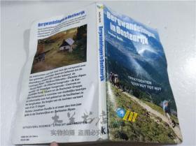 原版英法德意等外文书  Bergwandelinggen in Oostenrijk Jonathan Hurdle UITGEVERIJ KOSMOS-UTRECHTANTWERPEN 1989年 32开平装