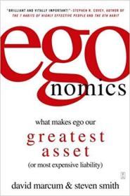 David Marcum: Egonomics