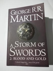 GEORGER.R. MARTIN A STORM OF SWORDS 2:BLOOD AND GOLD