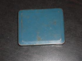 老铁皮烟盒
