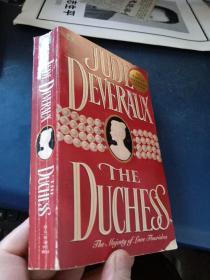 jude deveraux the duchess