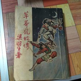 草莽龙蛇传(全1册)