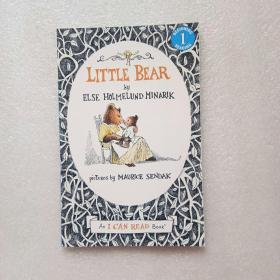 Little Bear (I Can Read, Level 1)小熊 英文原版