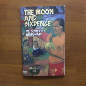 The Moon and Sixpence(月亮与六便士 英文原版)