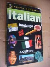 Teach Yourself  Italian Language, Life and Culture