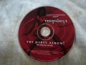 THE PARTY ALBUM CD