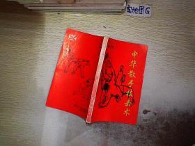 中华散手技击术 .