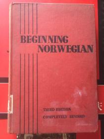 挪威文初级读本(beginning norwegian)