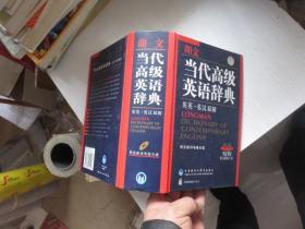 朗文当代高级英语辞典 英英英汉双解 新版 附光盘