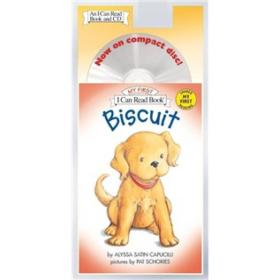 Biscuit (Book + CD) (My First I Can Read)小饼干,书附CD版
