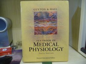 TEXTBOOK OF MEDICAL PHYSIOLOGY (第十版,国际版)harcourt  International Edition