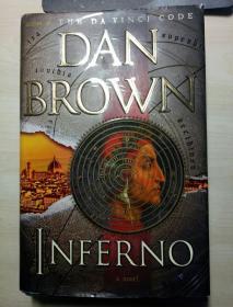 Inferno: A Novel (Robert Langdon) 炼狱 英文原版 [精装]