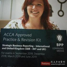ACCA Strategic Business Reporting(SBR-INT and UK) Practice & Revision kit