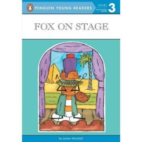 Fox On Stage (Puffin Young Readers, L3) 小狐外传:小狐演戏