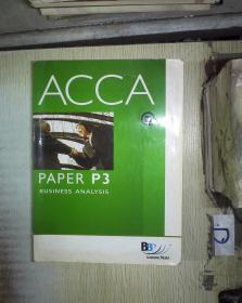 ACCA  P3 STUDYTEXT PAPER  P3  BUSINESSANALYSIS