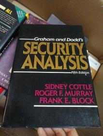 Security Analysis(Fifth Edition)
