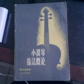 小提琴指法概论