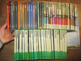 当代外国流行小说名篇丛书 53本合售