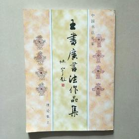 王书广书法作品集 理论集 上