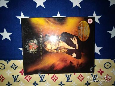 绝版美国电视剧连续剧Buffy the vampire slayer吸血鬼猎人巴菲第五季dvd光盘碟片6碟高清晰D9精装,有区码锁