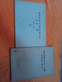 丁则勤旧藏近代史有关书目资料及索引 m10a12