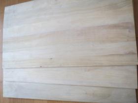 香樟木實木板子一塊(香味十足)可做書柜 書盒 箱子 夾板 110*60*1厘米