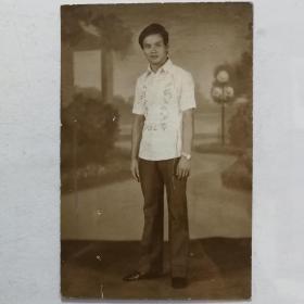 民国男子照片