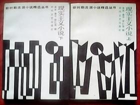新时期流派小说精选丛书:现实主义小说(上下)
