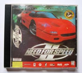 【老游戏】NEEDFORSPEED2 极品飞车2(1CD)详见图片