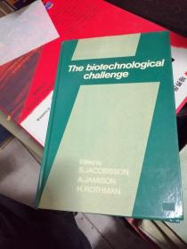 THE BIOTECHNOLOGICAL CHALLENGE 私藏