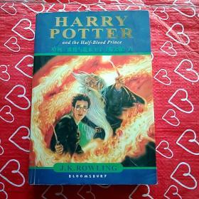 外国文学《哈利波特与混血王子英文版六》