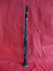 """五十年代""""艺华""""红木单簧管.2"""