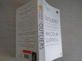 Outliers: The Story of Success MALCOLM GLADWELL【实物拍图】