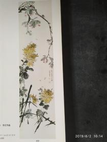 画页:菊花草虫--王雪涛、封侯图--陈缘督109