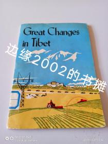 Great Changes in Tibet(西藏巨变)