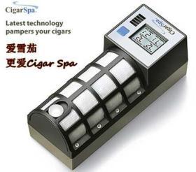 转卖·德国Cigar Spa智能全自动雪茄盒保湿器