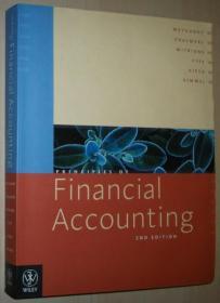 英文原版书 Principles of Financial Accounting (英语) 2nd Edition  正版书