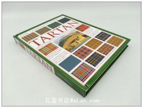 苏格兰格子布历史与文化 The Complete Book of Tartan 英文原版