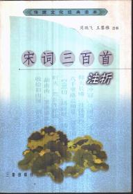 传统文化经典读本 宋词三百首注析